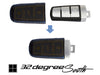 Leather Volkswagen Smartkey Fob Cover