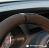 Suede Steering Wheel Covers
