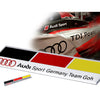 Audi Team Goh/ MTM/ APR Emblems