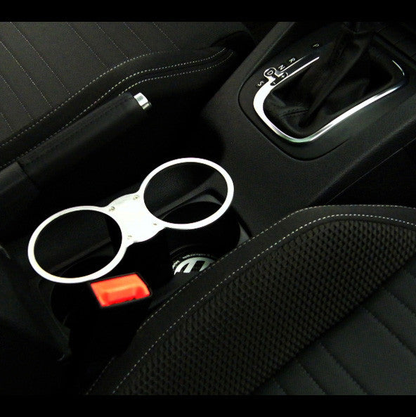 VW Golf Mk6 / Scirocco Cupholder Extension and Cupholder Insert