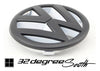 Volkswagen Golf mk6 mk7 and Scirocco Front Grille / Boot Emblem Replacement