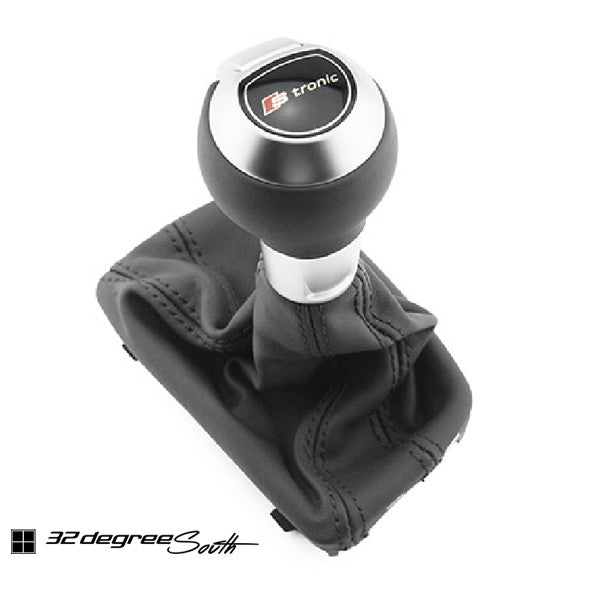 Audi S-tronic Gear Knob and Gaiter
