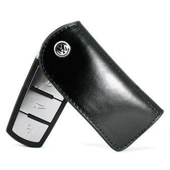 Leather Volkswagen Key Fob Cover