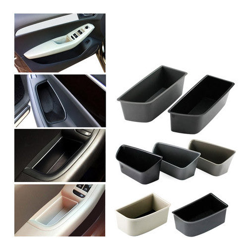 Audi Door Handle Compartments