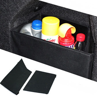 Custom Boot Storage Box for VW Golf, Jetta , Passat