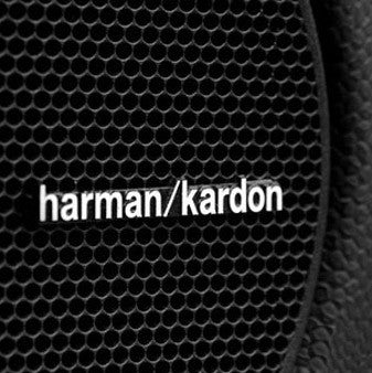 Harman/Kardon and Bose Emblems