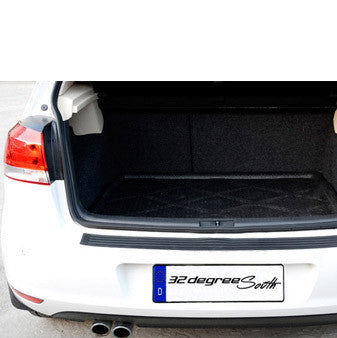 Volkswagen Rear Bumper Rubber Scuff Guard
