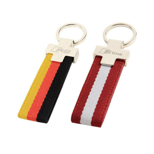 Audi S-Line/ RS Keychains