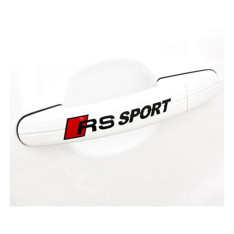 Audi RS Sport Sticker