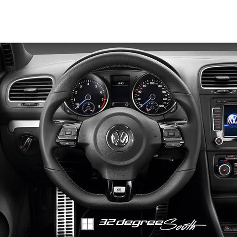 VW Golf R mk 6 Multi Function Steering Wheel