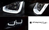 VW Golf Mk7 R Headlights