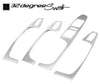 Brushed Steel Trim Set for VW Jetta (Set of 5)