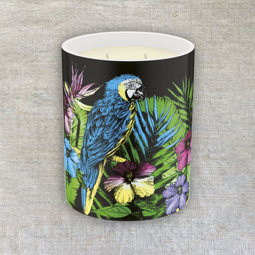 Midnight Jungle Large Candle Matthew Williamson