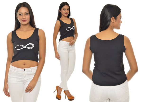 Infinity Pizza CropTop