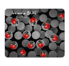 Lady Bug Mouse Pad