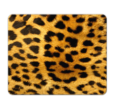 Leopard skin Mouse Pad