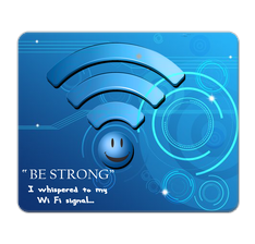 Wi fi Mouse Pad