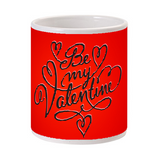 Valentines Day Plain Mug