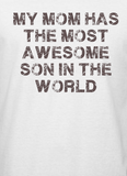 Awsome son in the world Men's T-Shirt
