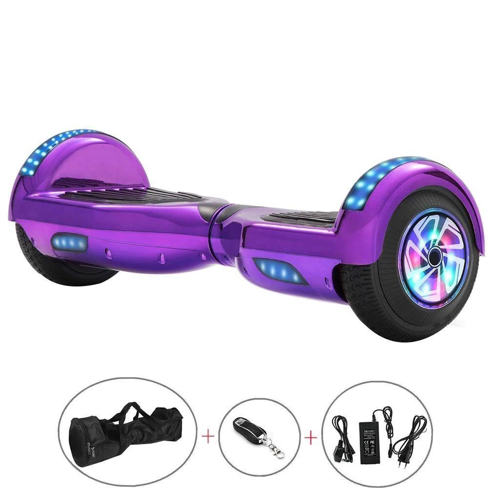 Hiphop Blue Hoverboard
