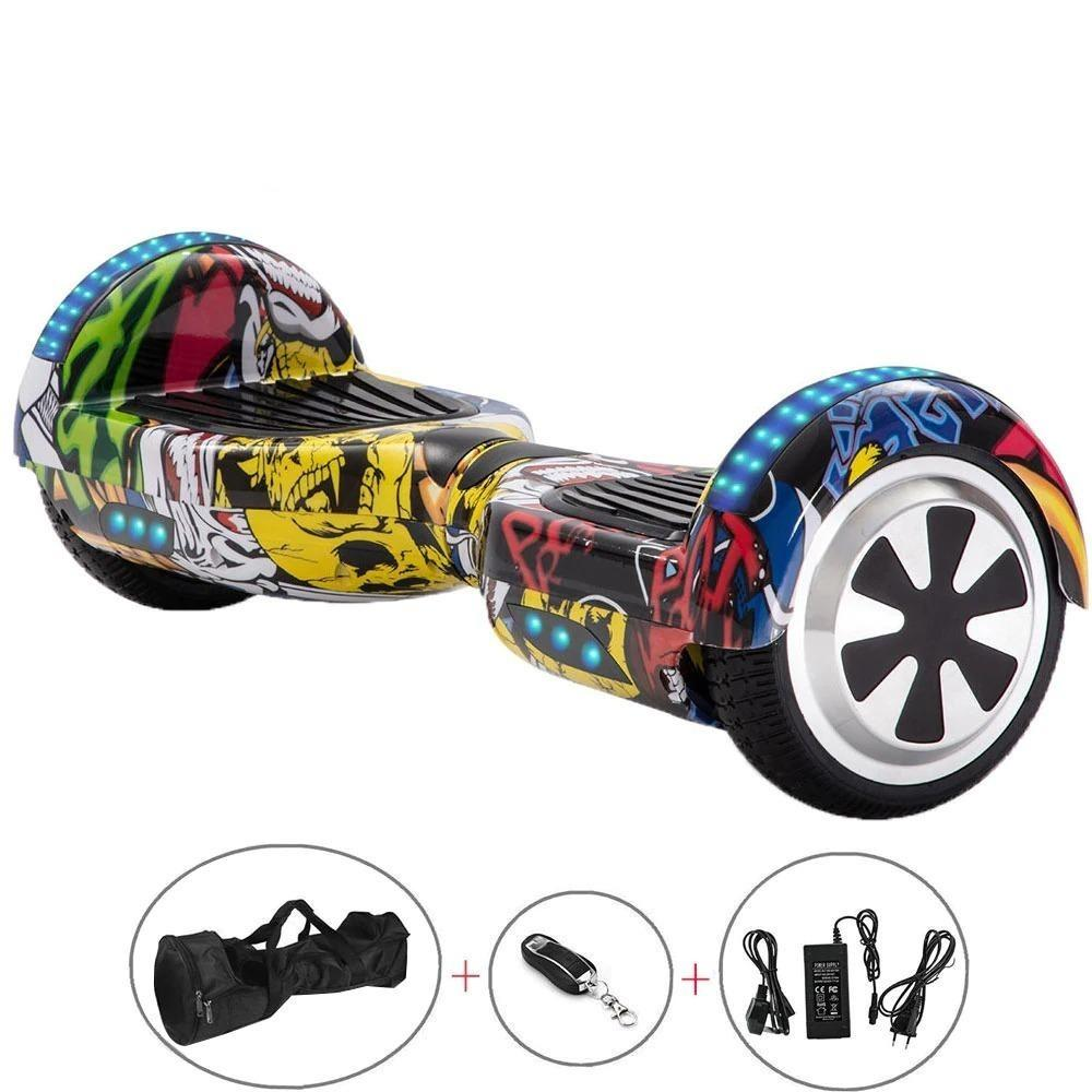 Hiphop Yellow Hoverboard