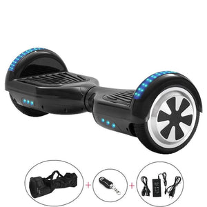 Open image in slideshow, Black hoverboard uk