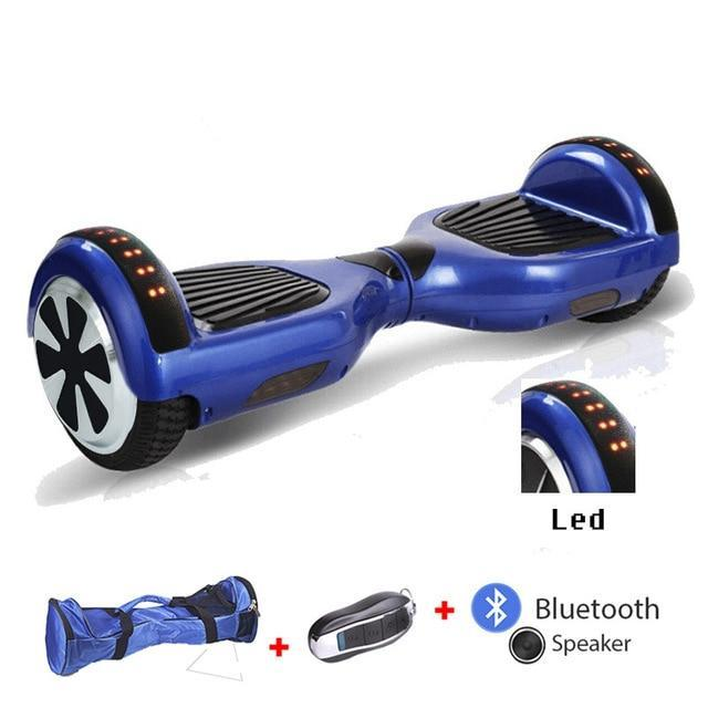 Blue Hoverboard - Sam's Hoverboard