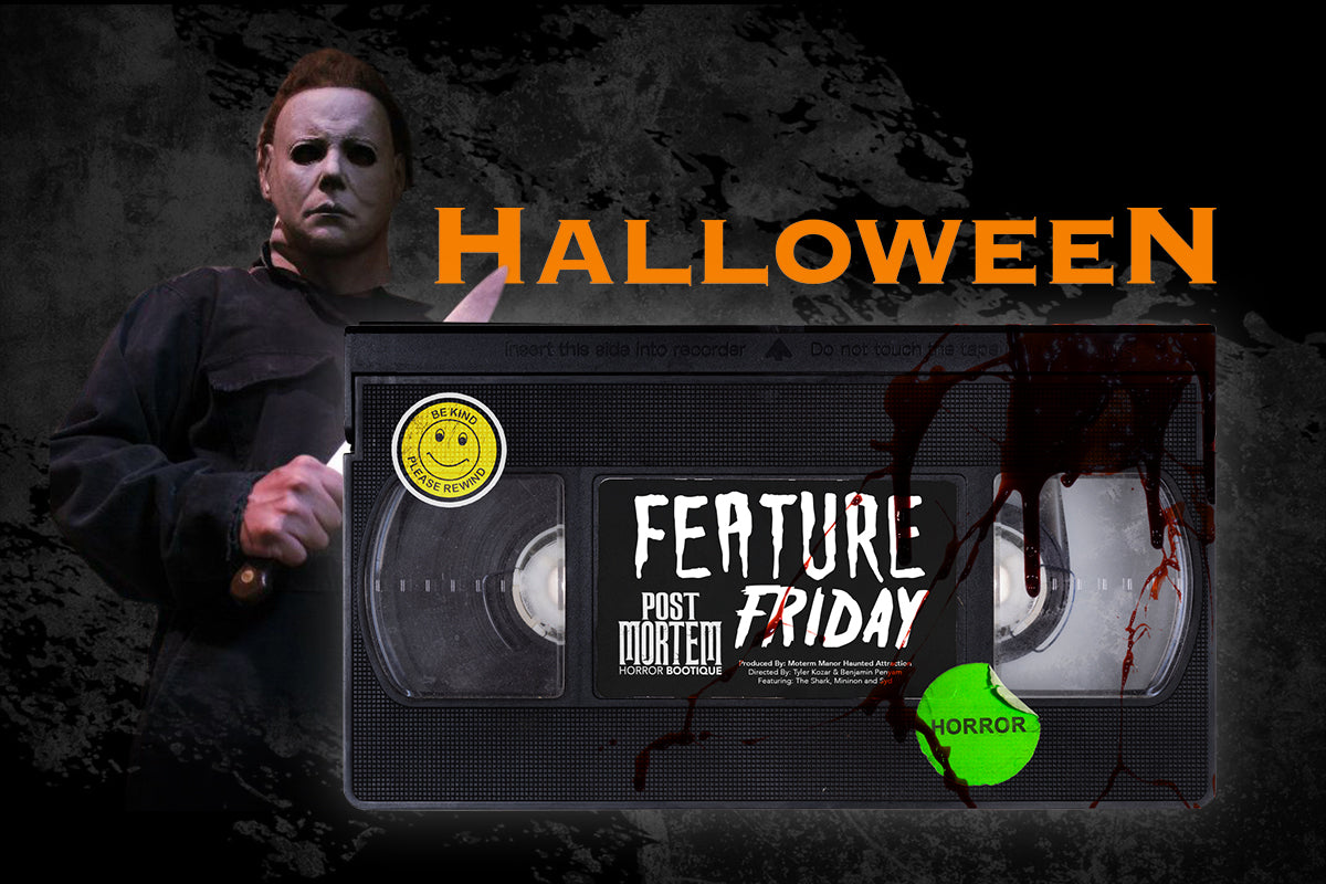Halloween Michael Myers officially licensed merchandise