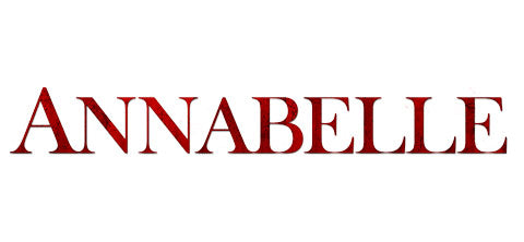 annabelle movie merchandise logo