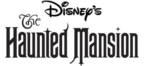 haunted mansion game logo