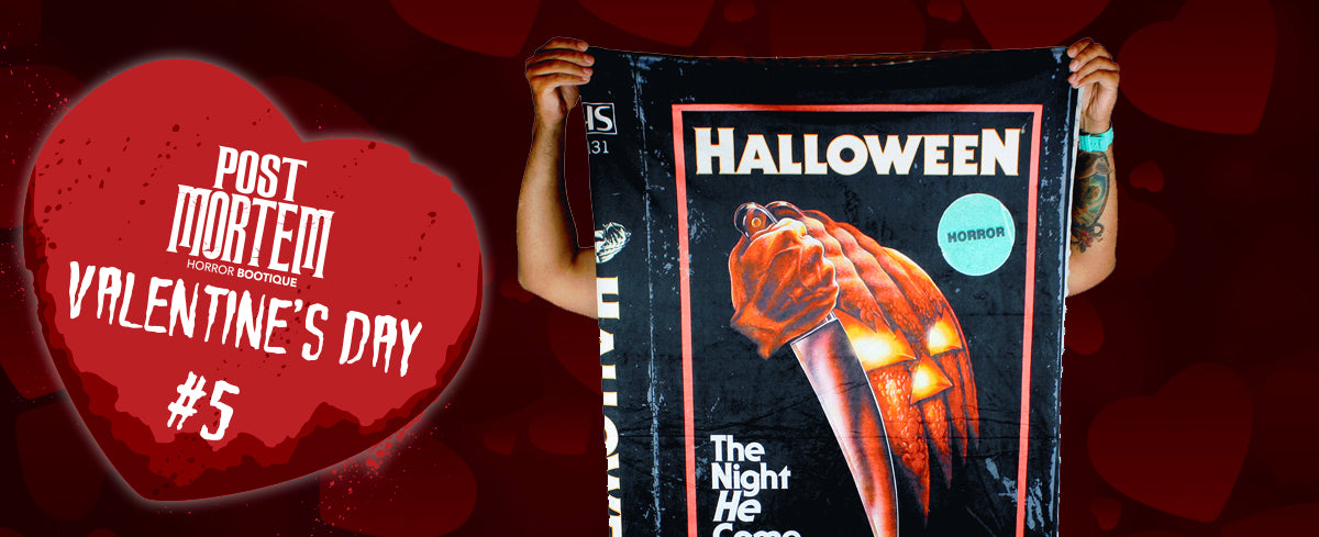 halloween horror themed blankets