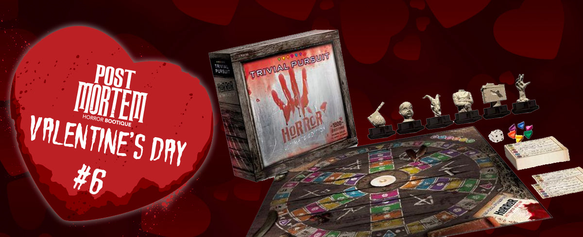 horror themed trivial pursuit boardgame