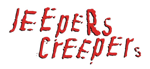 Jeepers Creepers Merchandise