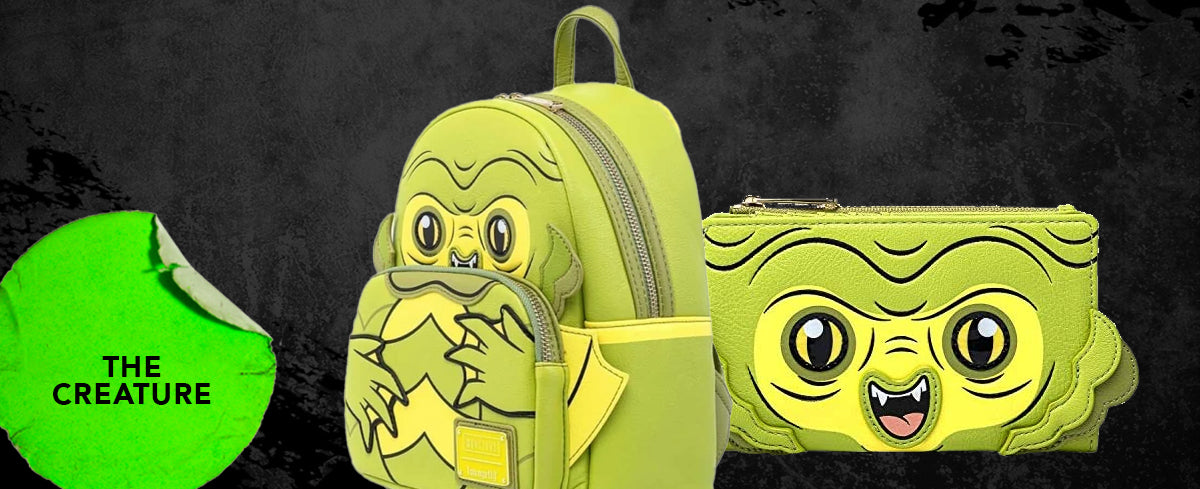 Creature Bag and Purse Loungefly