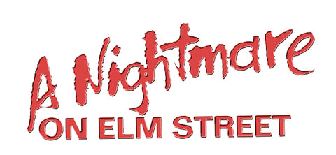 nightmare on elm street merchandise