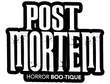Post Mortem Horror Bootique from Horror themed goth apparel to officially licensed collectibles. Post Mortem Horror Bootique Shop Mortem is one of the largest collections from the biggest brands in horror & halloween merchandise.