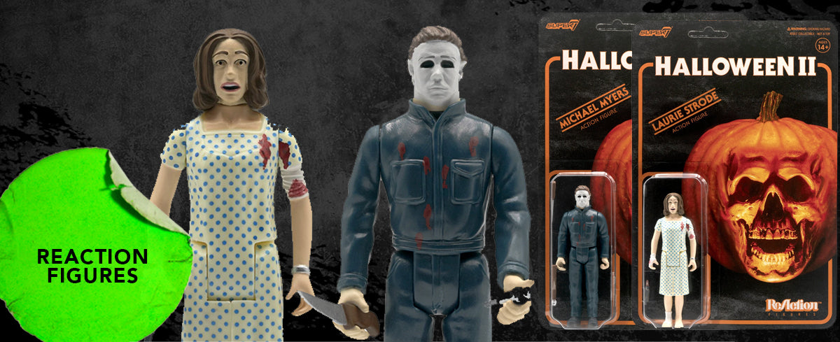 Halloween Michael Myers horror toys and collectibles nightmare toy fuel