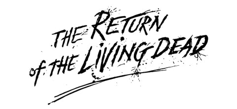 return of the living dead logo movie