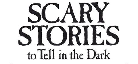 scary stories to tell in the dark logo
