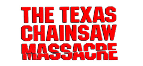 texas chainsaw movie logo