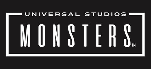 universdal monster logo buttons