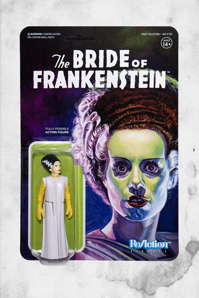 bride of Frankenstein figure ReAction Super7