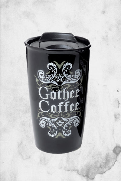 gothee coffee witches brew coffee mug