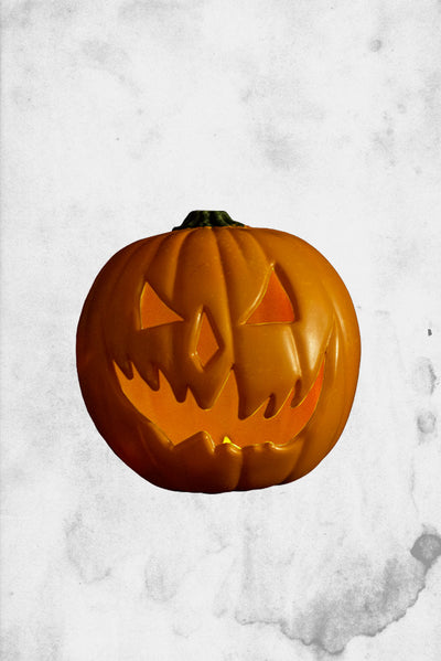 Halloween 6 Michael Myers Movie Decoration Prop Pumpkin Halloween