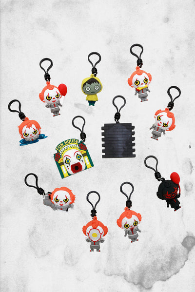 pennywise blind bag IT movie