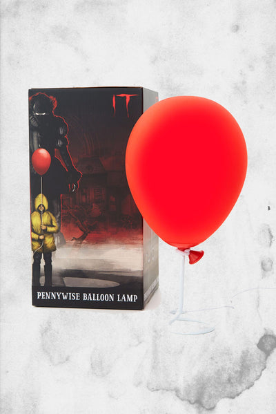 IT movie red baloon lamp