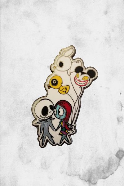 jack and sally evil toys