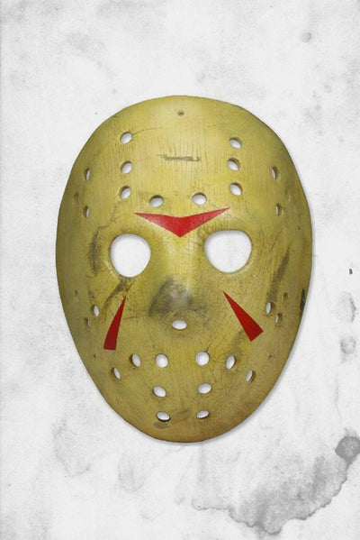 Jason Part 3 mask neca replica