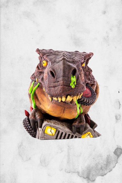 Jurassic park collector toy creepy