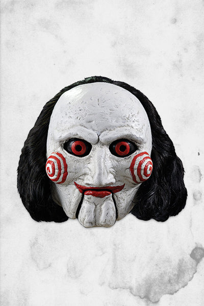 saw billy puppet mask halloween scary